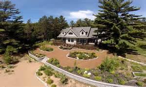 adirondack lakefront homes for executive equestrian adirondack lakefront estate