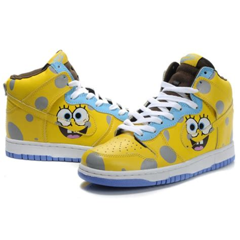 spongebob basketball shoes spongebob basketball shoes 28 images spongebob high