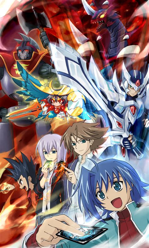 cardfight vanguard vanguard race battleroid cardfight vanguard