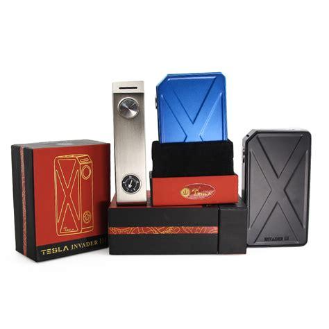 Original Garskin Skin Mod Vape Tesla Invader 3 Xiaomi Yi tesla invader 3 240w box mod e juice pack