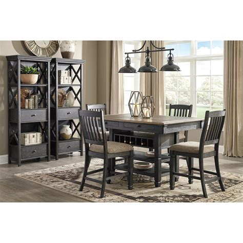 dining room groups ashley signature design tyler creek casual dining room