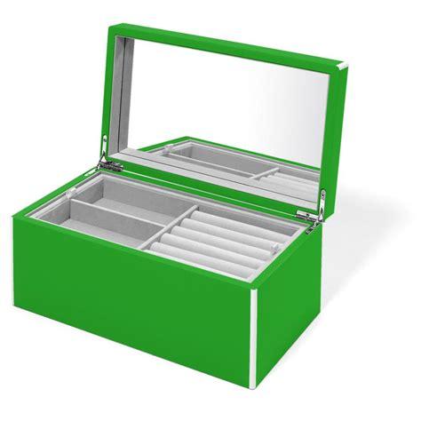 swing design jewelry box elle lacquer jewelry box green swing design