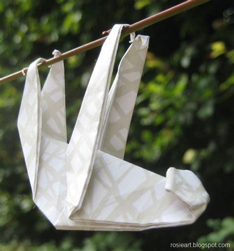 origami sloth origami sloth my origami