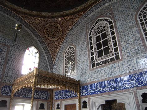 ottoman art and architecture topkapi palace 336 hours in istanbul