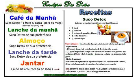 Dieta Detox 21 Dias Cardapio by Janeiro 2016 Dieta Determina 199 195 O Reeduca 199 195 O
