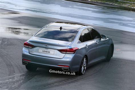 2014 Hyundai Genesis by 2014 Hyundai Genesis Saloon 14