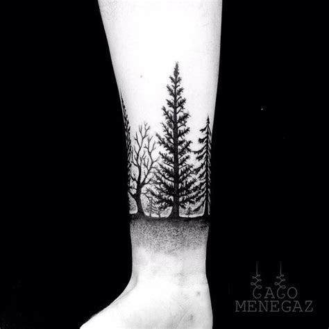 pain tolerance tattoo the forest cacomenegaz dotwork dotworkers