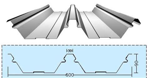 Gunting Holow Galvalum Seng Plat 4 atap zincalume translucent galvalume material bangunan floordeck atap bitumen atap