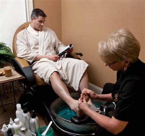 Mens Pedicure by Real Do Pedicure My Style