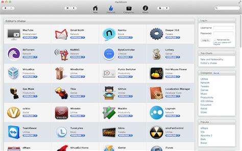 store layout design app the hackstore is a viable alternative to the mac app store