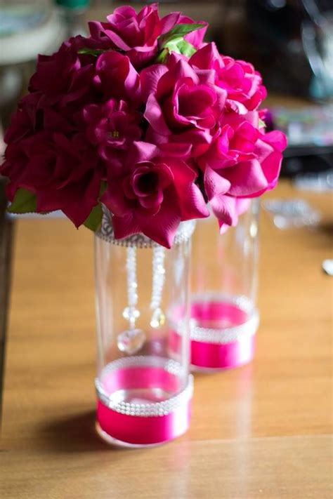 beautiful photos of wedding centerpieces with artificial flowers wedwebtalks