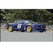 2010 Camaro GS Racecar Concept To Be Auctioned In Monterey