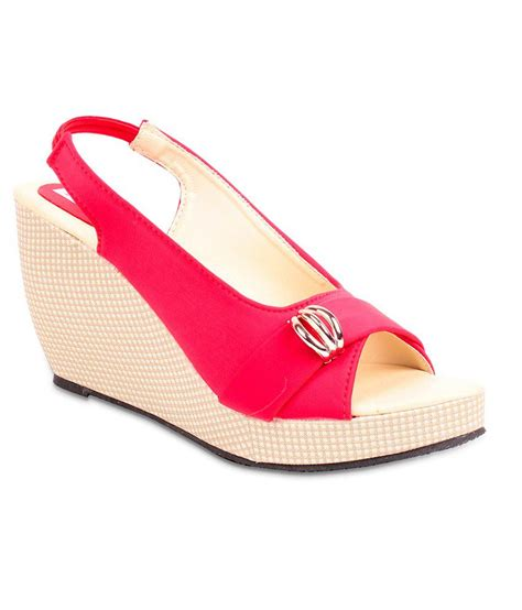Fever Pink pink fever sandals price in india buy pink fever