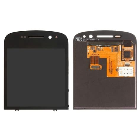 Lcd Q10 lcd screen touch screen digitizer assembly for