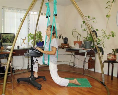 the swing station passionwork station omni gym yoga swings trapeze