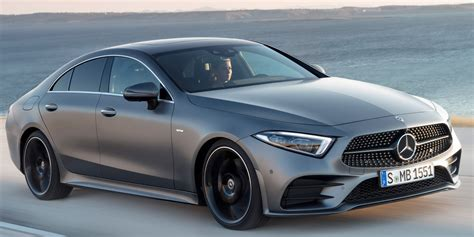 2019 New Vehicles by 2019 Mercedes Cls Vehicles On Display Chicago