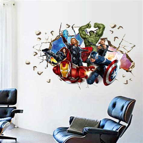 best wall sticker aliexpress buy 3d wall stickers home decor the wall stickers for