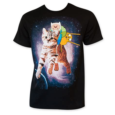Tshirt Adventure adventure time cat s shirt