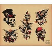 Old School Tattoo Flash Designs