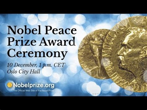 Nobel Peace Prize Also Search For 2017 Nobel Peace Prize Ceremony