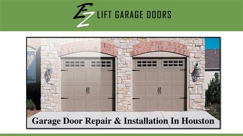 Overhead Door Repair Houston Ppt Garage Door Repair Installation In Houston Powerpoint Presentation Id 7379132