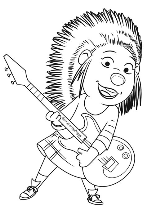 sing coloring pages best coloring pages for kids