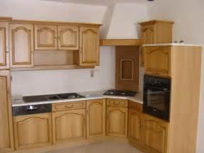 cuisine rustique bois massif images