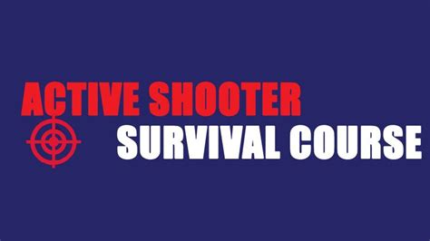 active shooter survival guide 21 lifesaving lessons on how to survive a deadly active shooter situation books surviving an active shooter situation unm newsroom