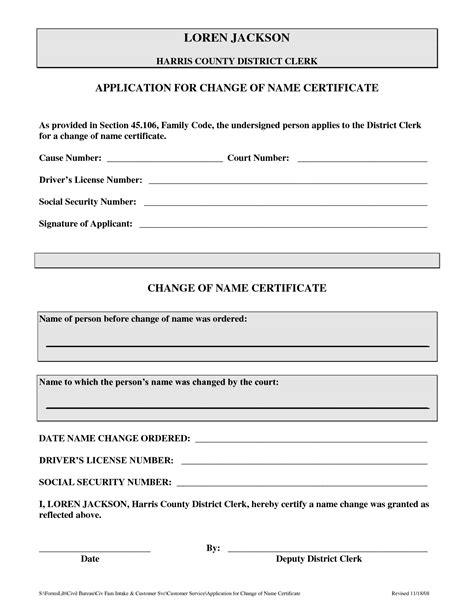 Free Printable Divorce Forms
