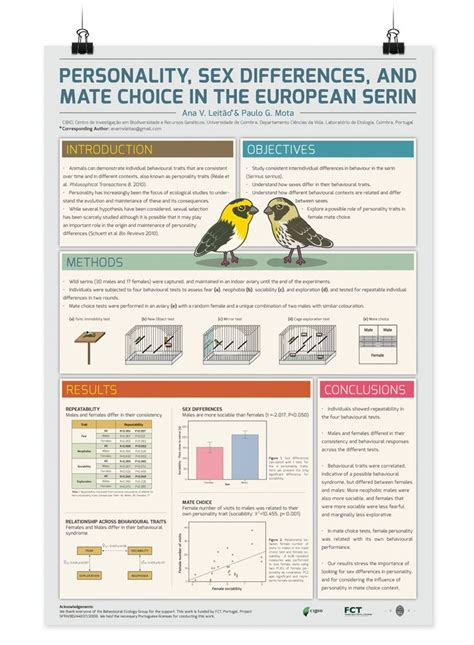 Best Templates For Scientific Posters | 16 best academic poster design images on pinterest