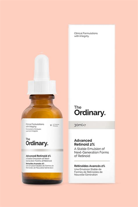 The Ordinary Advanced Retinoid 2 Granactive Retinoid 2 Emulsion 1 the best and worst skincare products from the ordinary beautyeditor