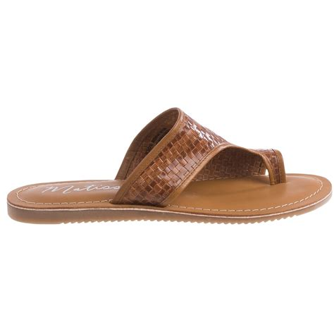 woven leather sandals matisse davie woven leather sandals for save 79