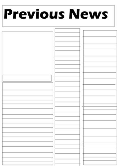 ks2 newspaper report template newspaper planning template for ks2 by twelvty weasels uk teaching resources tes