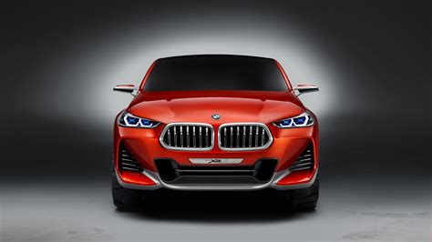 Bmw Car Wallpaper Hd by 2018 Bmw X2 Concept Wallpaper Hd Car Wallpapers Id 7310