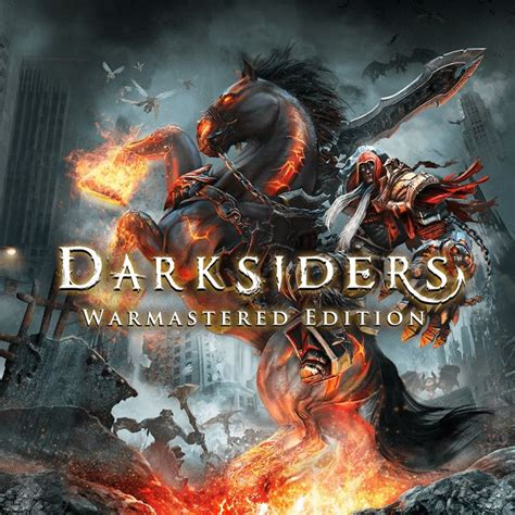 Sony Ps4 Darksiders Warmastered Edition darksiders warmastered edition for playstation 4 2016 mobygames