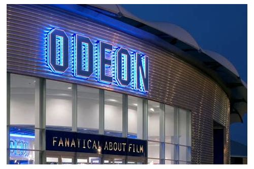 odeon chatham deals