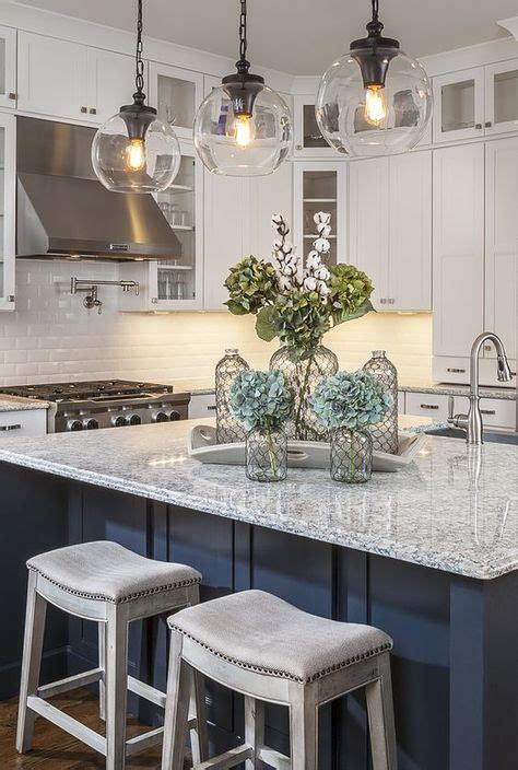 kitchen island decoration 25 best ideas about kitchen pendant lighting on pinterest