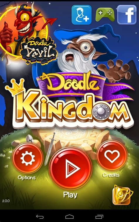 play doodle kingdom free doodle kingdom for android doodle kingdom