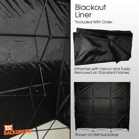 removable blackout curtains realistic brick wall comedy show portable backdrop in a bag