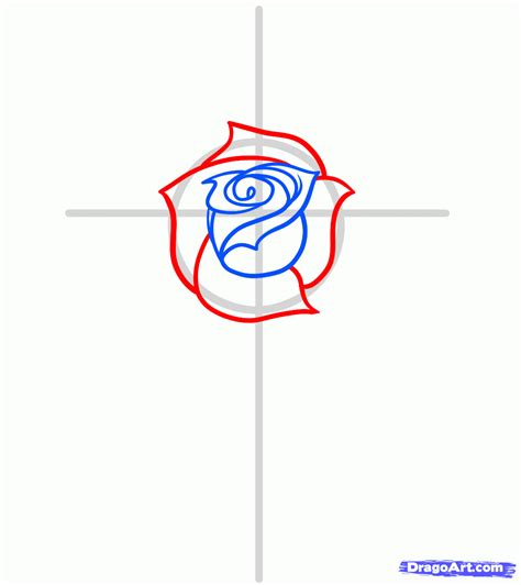 how to draw a tattoo rose how to draw a and cross step by step tattoos