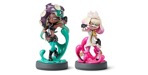 Nintendo Amiibo Off the Hook Inkling Girls     Buy Now