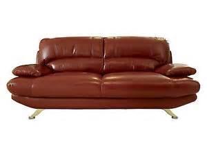 samara sofa harveys harveys samara 3 seater leather sofa ebay