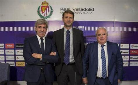 banco gallego valladolid carlos su 225 rez presenta a dos nuevos vicepresidentes para