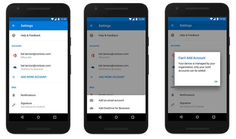 outlook mobile new features in outlook mobile app for business windows