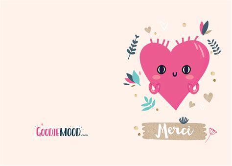Cartes De Valentin by Joyeuse St Valentin Deux Cartes Gratuites 224 Imprimer