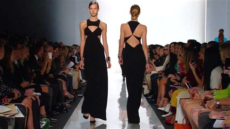 So You Want To Hold A Fashion Show by Michael Kors 2013 Runway Show