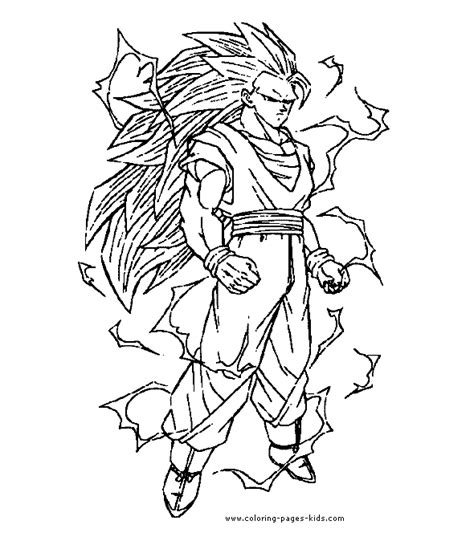 coloring pages of dragon ball z characters free coloring pages of cell of dragonball z