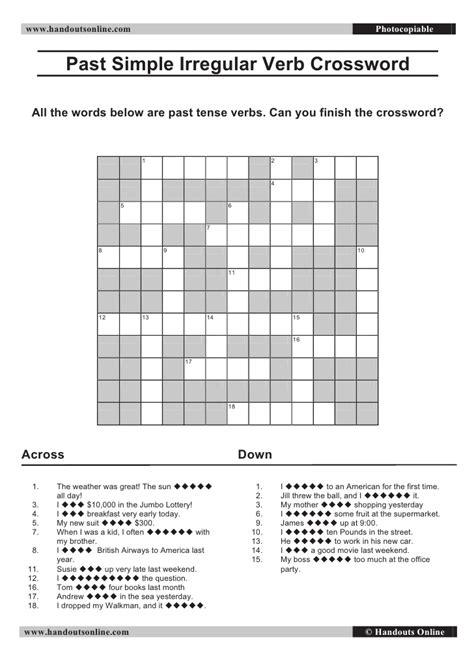 Letter Send Crossword