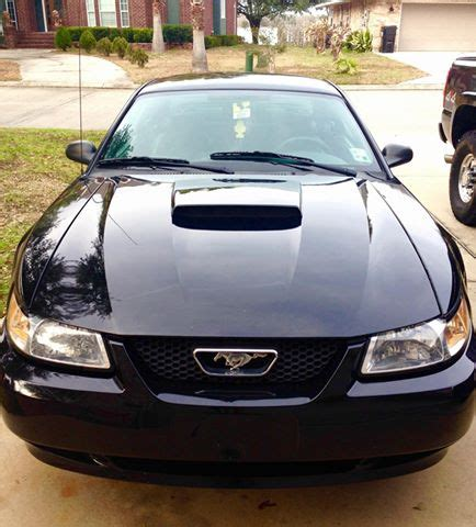 fourth generation 2000 ford mustang gt automatic for sale