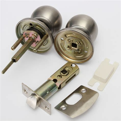 Brushed Steel Door Knobs brushed stainless steel door knobs handles entrance